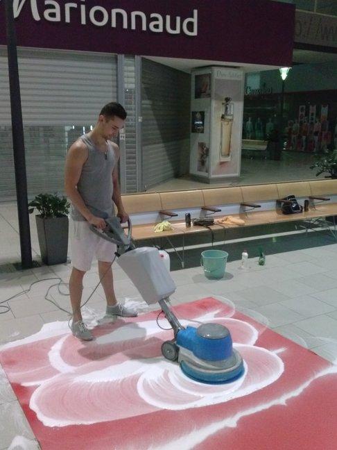 Stroj. čištění koberců Opava, Hlučín