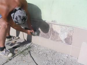 opravy fasád