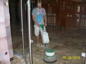 voskování podlah Brno