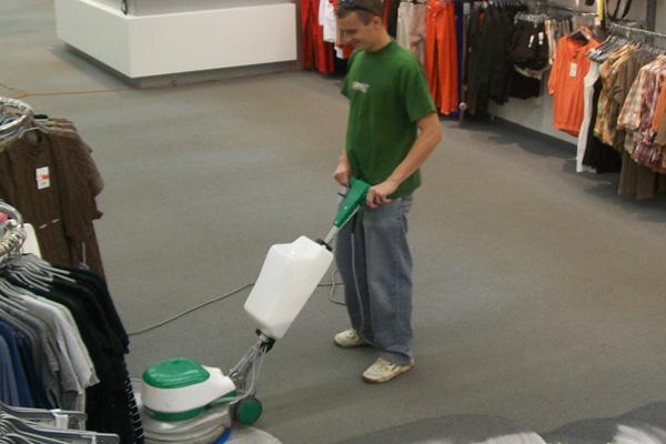 Generální čištění koberců Brno