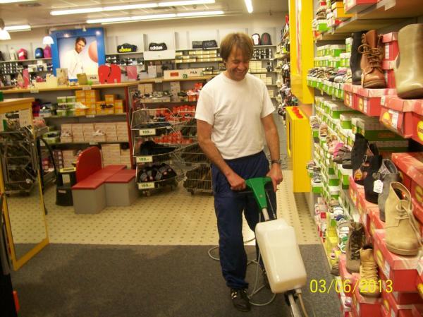 Profesionální vyčištění koberců