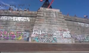 odstaneni graffiti