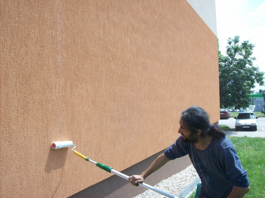 Antigraffitová ochrana, nátěr proti graffiti Ostrava