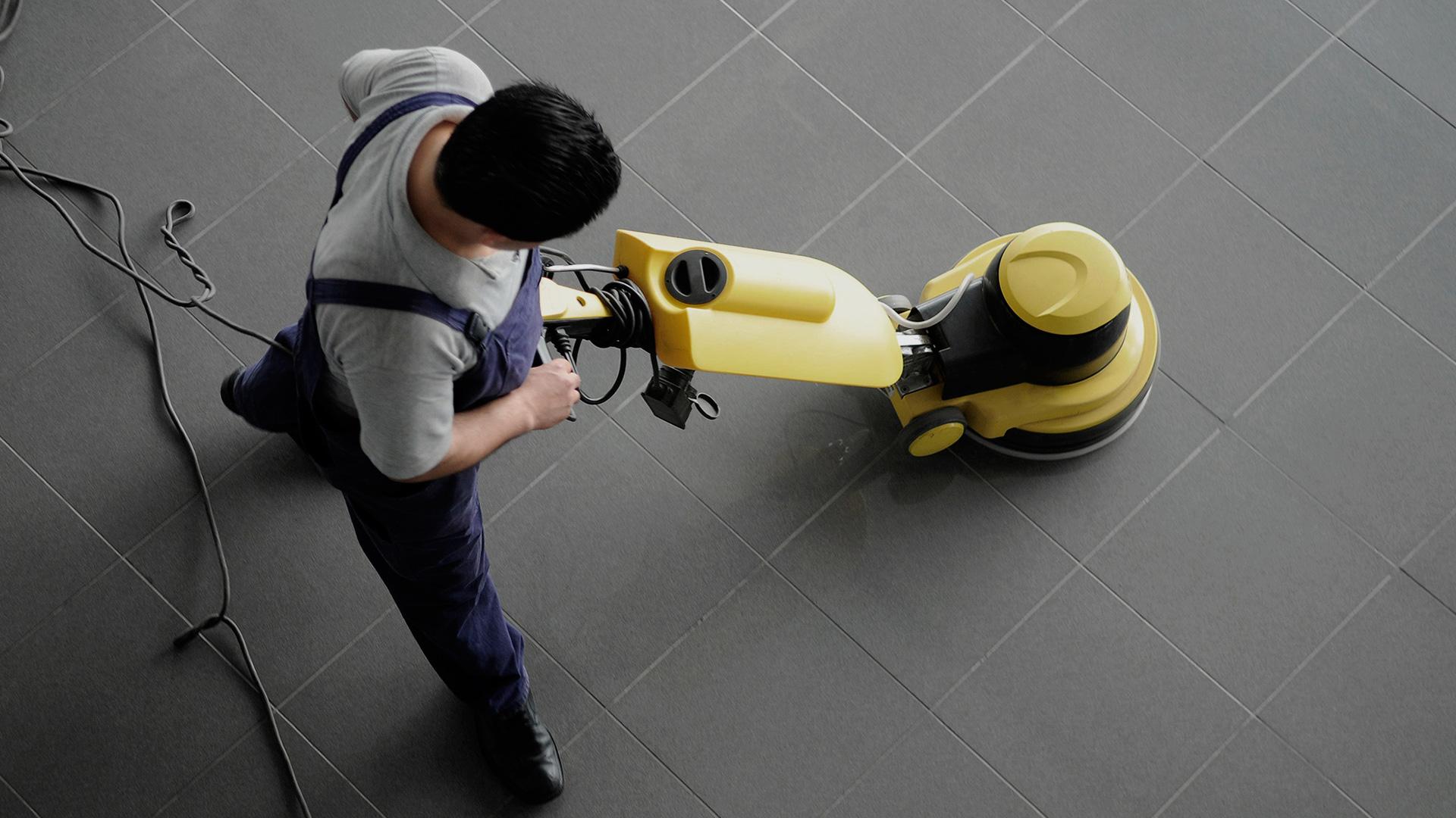 Renovace, čištění podlah Brno