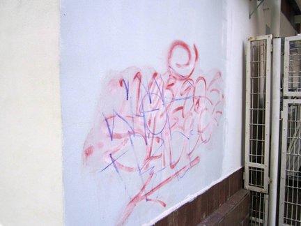 Ochrana anti-grafiti, odstraňování graffiti Praha 5