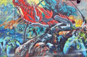 jak odstranit graffiti Jihlava
