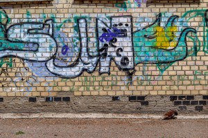 nejlevnější odstranění graffiti