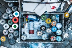levné odstranění graffiti