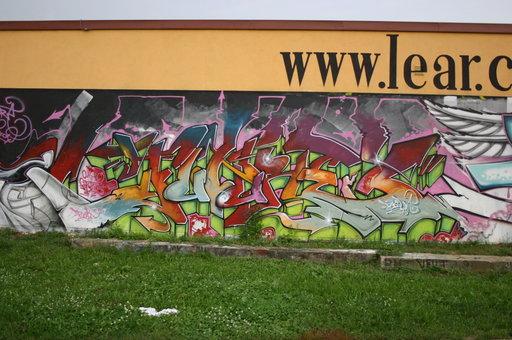 Nejlevnější preventivní ochrana proti grafiti