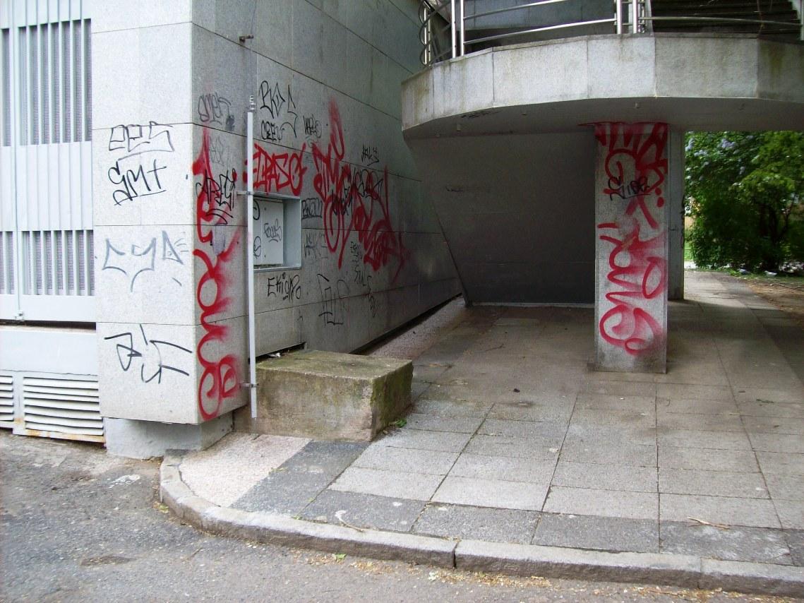 Odstraňování graffiti, nátěry proti graffiti