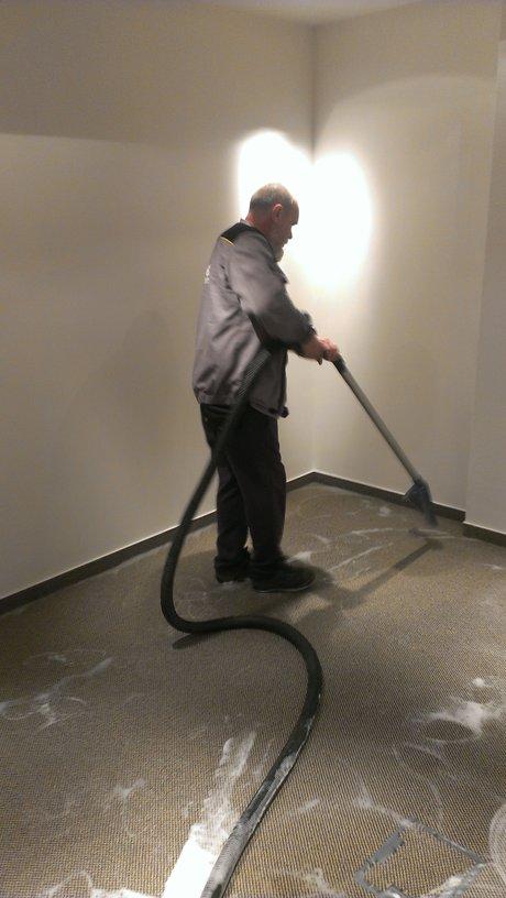K. stroj, čištění koberců Ostrava Poruba