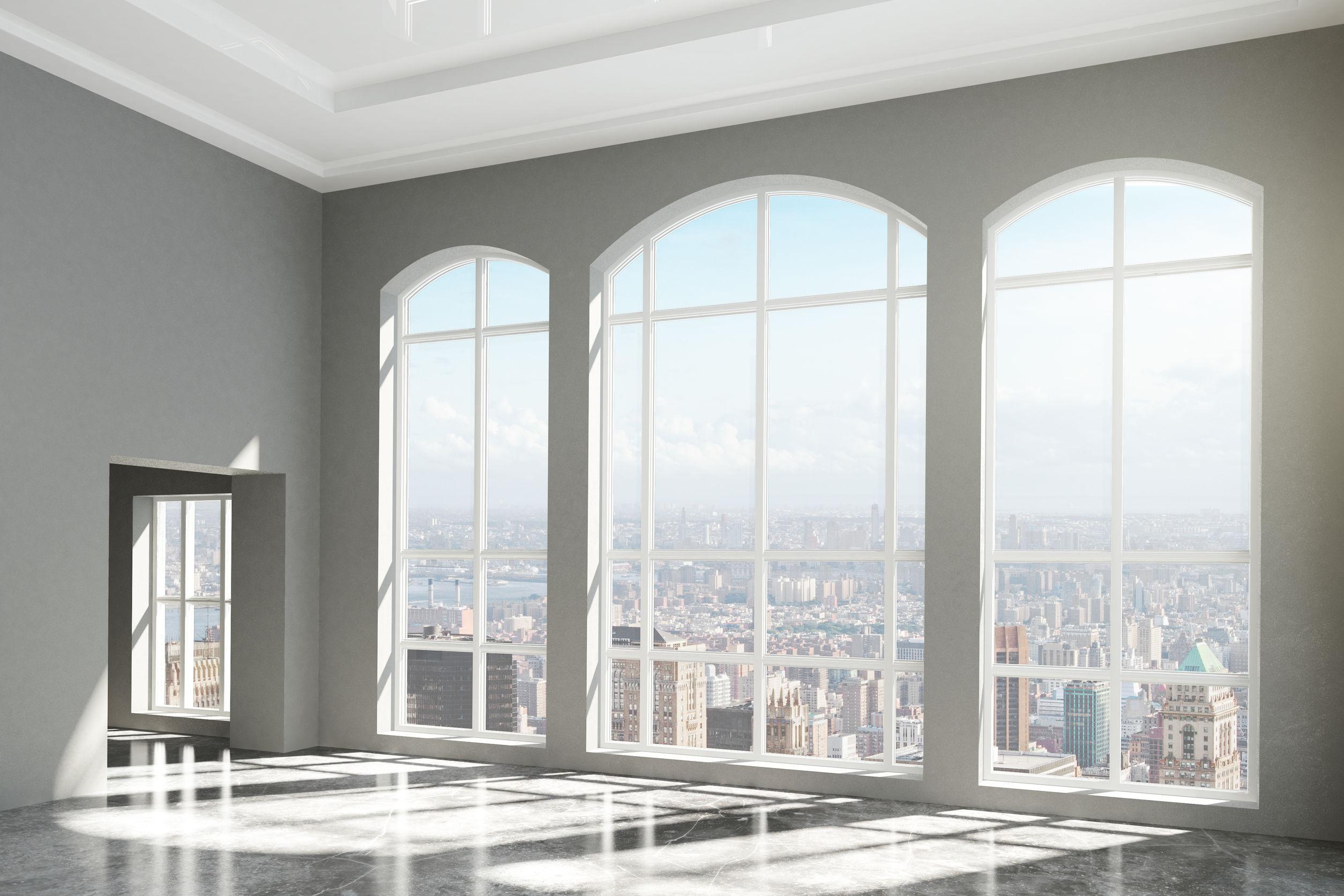 Zaschlé staré lepidlo – nepřítel každého okna