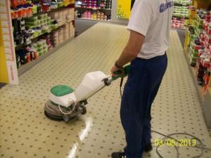 voskování osetreni podlah